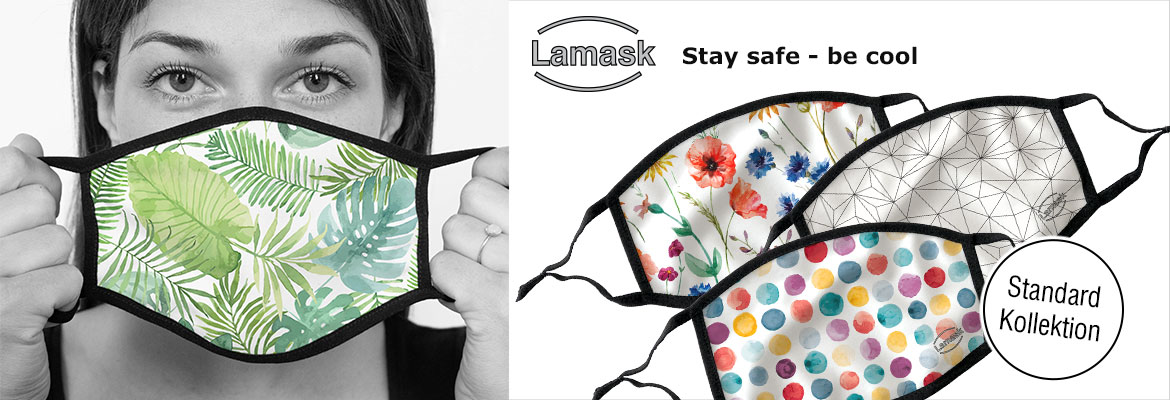 Lamask by Contento - Standardkollektion